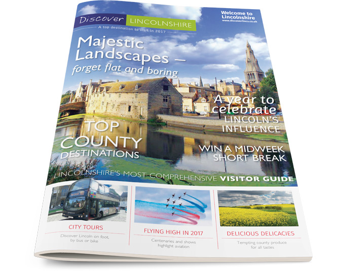 Discover Lincolnshire Visitor Guide 2017